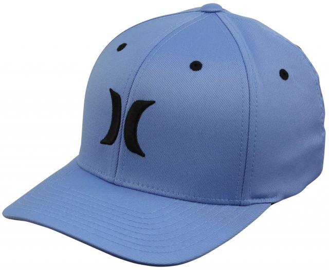 Hurley One and Color Hat - Chlorine Blue