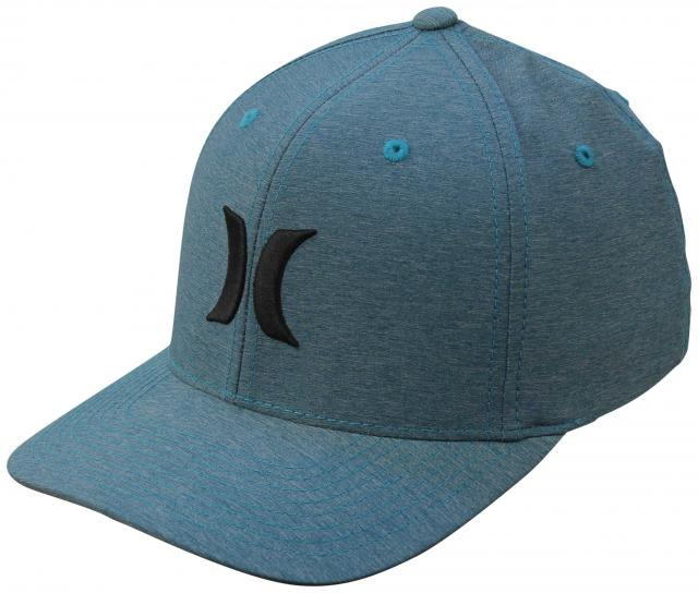 Hurley One and Textures Hat - Iced Jade