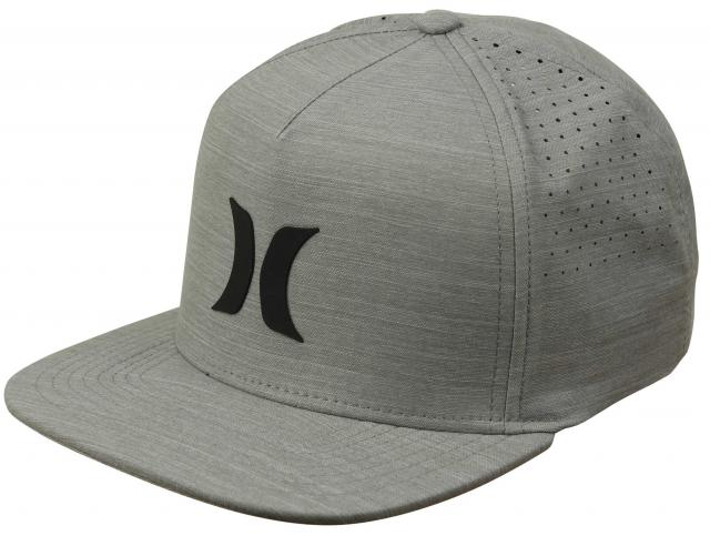 Hurley Dri-Fit Icon 4.0 Hat - Clay Green / Black