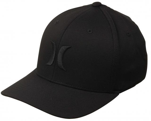Hurley One and Only Hat - Black / Black