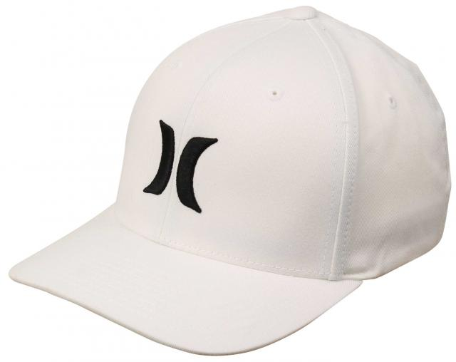 Hurley One and Only Hat - White / Black