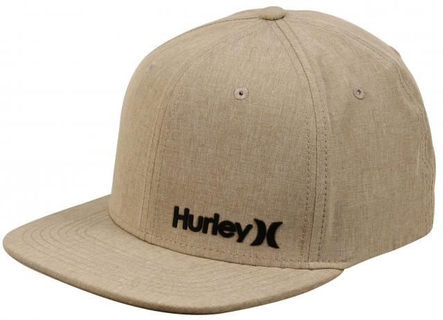 Hurley Phantom Corp Hat - Khaki / Black