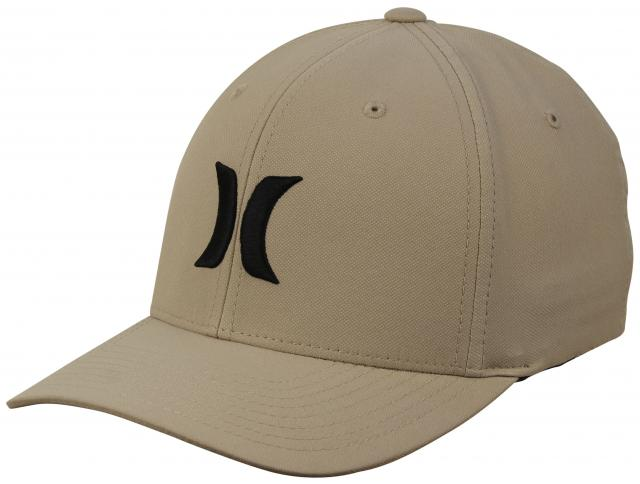 Hurley Dri-Fit One and Only Hat - Khaki   Black For Sale at Surfboards.com  (1850840) 303cc4233674