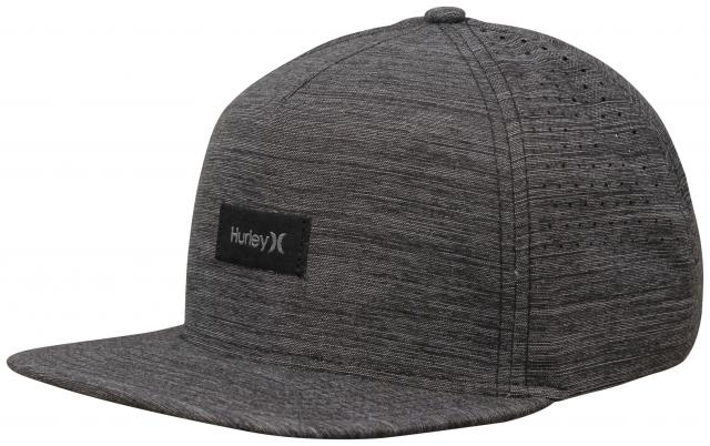 718ccc188cee0 Hurley Dri-Fit Staple Hat - Black For Sale at Surfboards.com (1850877)