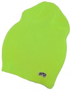 Von Zipper Rainbow Beanie - Lime