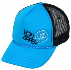 Von Zipper Easy Living Trucker Hat - Cyan