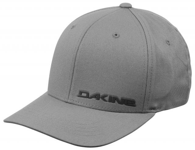 2bed8afdbe1 DaKine Silicone Rail Hat - Grey For Sale at Surfboards.com (187318)