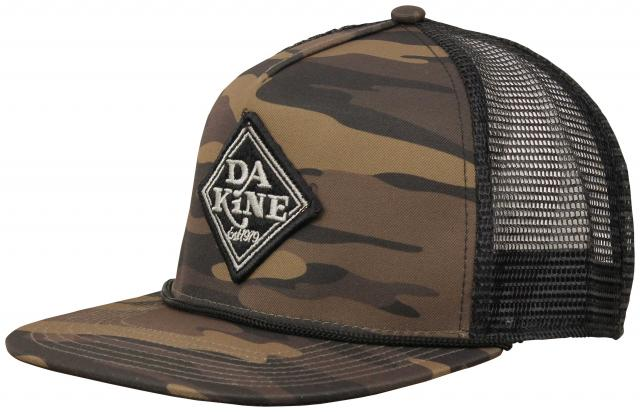 e127292cdef90 DaKine Classic Diamond Trucker Hat - Field Camo For Sale at Surfboards.com  (187396)