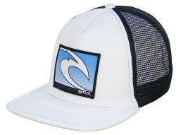 Zoom for Rip Curl Gridlock Trucker Hat - White