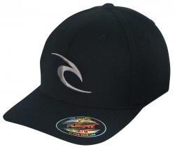 Rip Curl Wave Rider Hat - Black / Grey