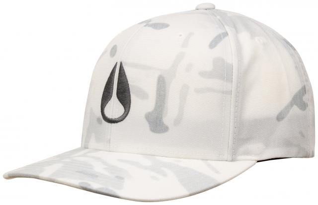 Nixon Wings Snapback Hat - Alpine Multicam