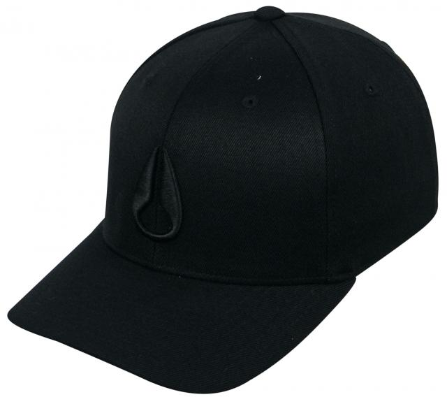 Nixon Deep Down Hat - All Black