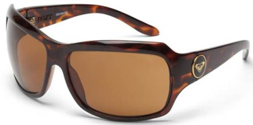 Roxy Shyme Sunglasses - Tortoise / Brown