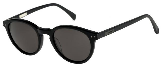 Roxy Gwen Sunglasses - Matte Black / Grey