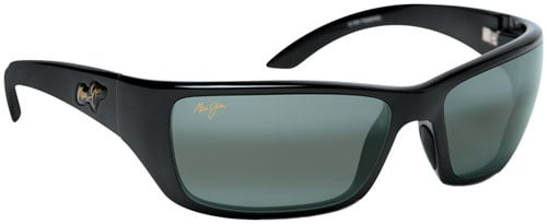 Maui Jim Canoes Sunglasses - Gloss Black / Neutral Grey