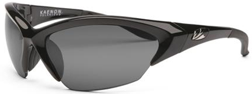 Kaenon Kore Sunglasses - Black / Polar G12