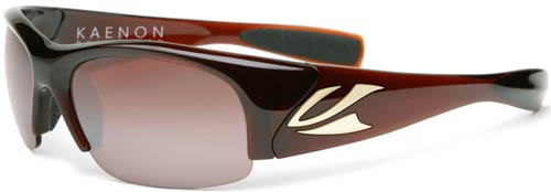 Kaenon Hard Kore Sunglasses - Tobacco / Polar C12