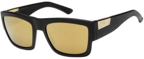 Fox The Decorum Sunglasses - Matte Black / 24K Iridium