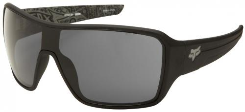 Fox The Super Duncan Sunglasses - Matte Black Valkari / Grey