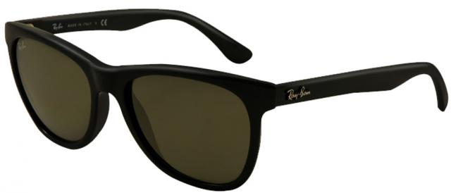 Ray-Ban 4184 Sunglasses - Black / G-15 XLT