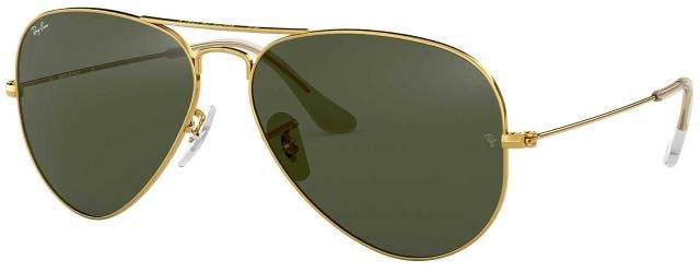 Ray-Ban Aviator Large Metal Sunglasses - Arista / G-15 XLT