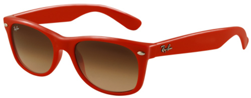 Ray Ban Sunglasses Black And Orange