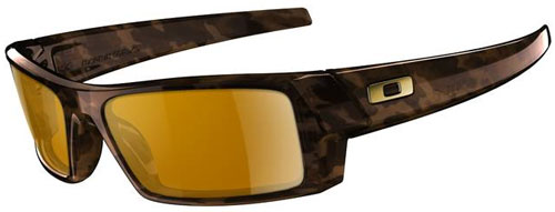 oakley gascan brown tortoise polar sunglasses  oakley gascan s sunglasses brown tortoise / bronze