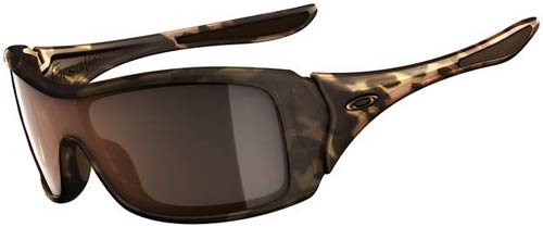 Oakley Forsake Sunglasses - Topaz Tortoise / VR50 Brown Gradient
