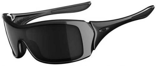 Oakley Forsake Sunglasses - Polished Black / Grey