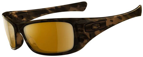 Oakley Hijinx Sunglasses - Brown Tortoise / Dark Bronze