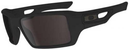 Oakley Eyepatch 2 Sunglasses - Matte Black / Warm Grey