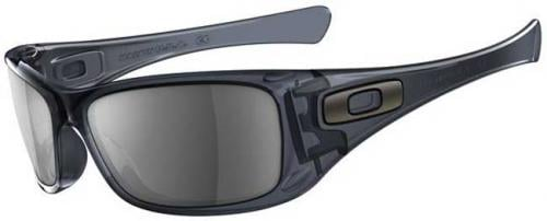 Oakley Hijinx Sunglasses - Crystal Black / Black Iridium