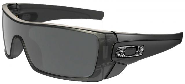 Oakley Batwolf Sunglasses - Black Ink / Black Iridium