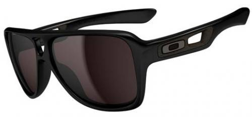 Oakley Dispatch II Sunglasses - Polished Black / Grey