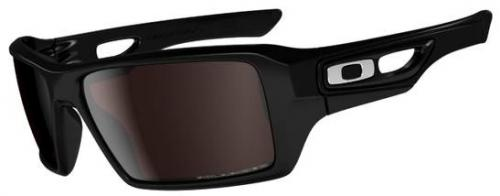 Oakley Eyepatch 2 Sunglasses - Polished Black / OO Black Iridium Polarized