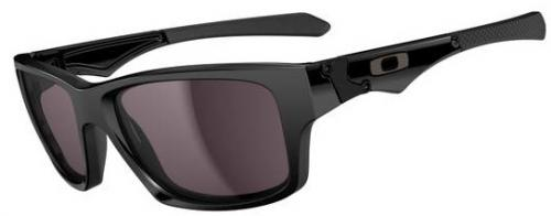 Oakley Jupiter Squared Sunglasses - Polished Black / Warm Grey