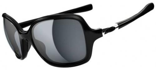 Oakley Obsessed Sunglasses - Polished Black / Grey