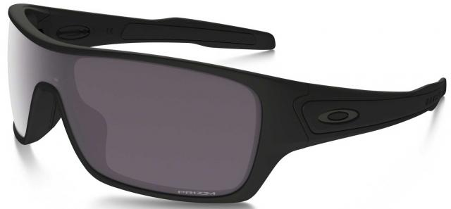 Oakley Turbine Rotor Sunglasses - Matte Black / Prizm Daily Polarized