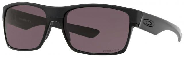 Oakley Two Face Sunglasses - Steel / Prizm Grey