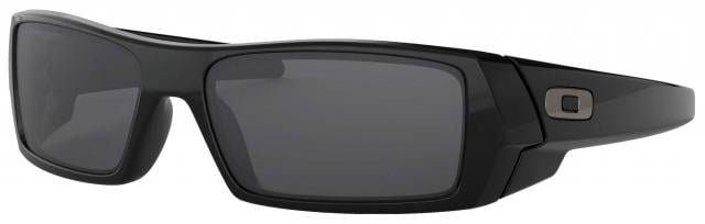 Oakley GasCan Sunglasses - Polished Black / Grey