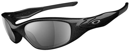 oakley minute 2.0  oakley minute 2.0 sunglasses metallic black / black iridium polarized