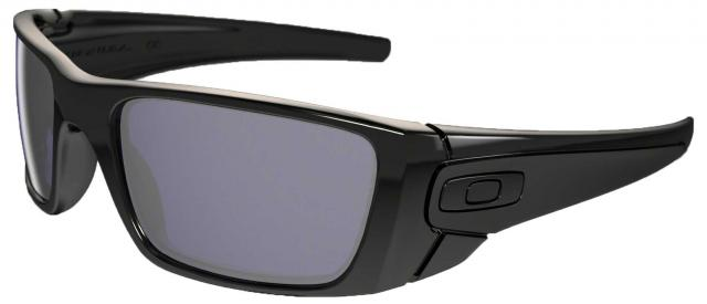 Oakley Fuel Cell Sunglasses - Polished Black / Warm Grey