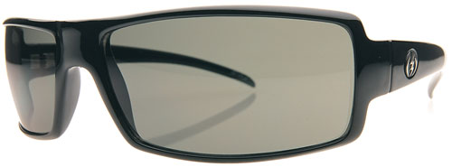 Electric EC/DC Sunglasses - Black Gloss / Grey
