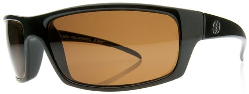 Electric Technician Sunglasses - Black Gloss / Bronze