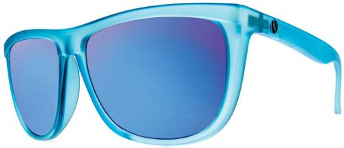 Electric Tonette Sunglasses - Blues / Grey Clue Chrome
