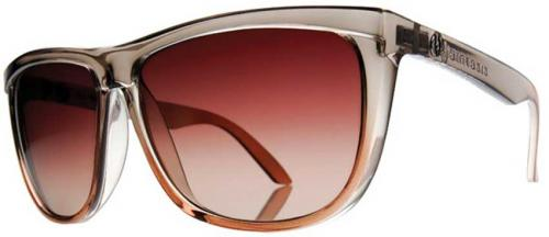 Electric Tonette Sunglasses - Smoke / Brown Gradient