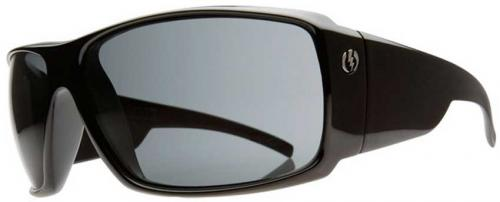 Electric D. Payne Sunglasses - Black Gloss / Grey