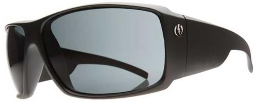 Electric D. Payne Sunglasses - Matte Black / Grey