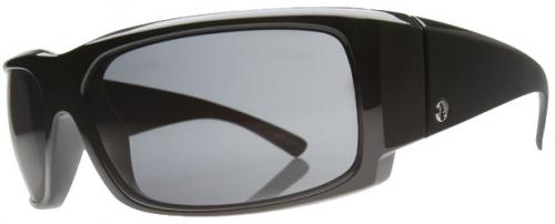 Electric Hoy Inc Sunglasses - Gloss Black / Grey