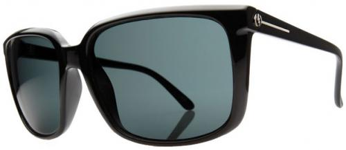 Electric Venice Sunglasses - Gloss Black / Grey